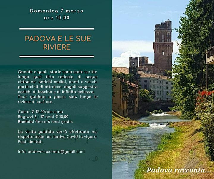 Immagine Padova e le sue riviere