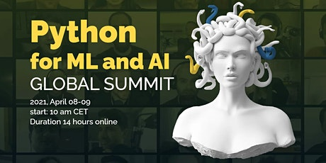 Python for ML and AI Global Summit tickets