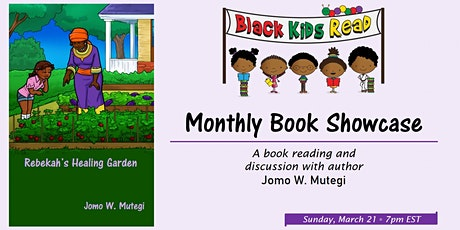 Black Kids Read: Monthly Book Showcase tickets