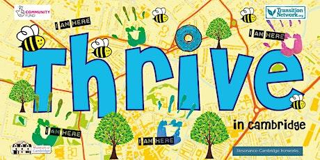 Thrive Cambridge Workshop tickets