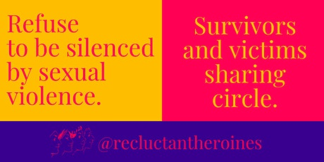 Reluctant Heroines  - Sharing Circle tickets
