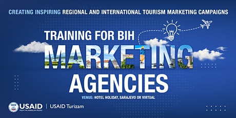 Creating Inspiring Regional and International Tourism Marketing Campaigns tickets