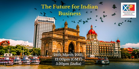 The Future for Indian Business tickets