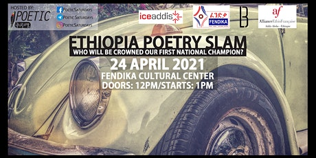 Ethiopia National Poetry Slam tickets