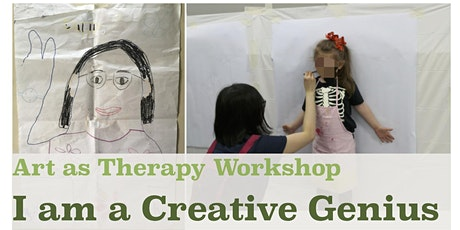 I am a Creative Genius - Body Mapping Level 1 tickets