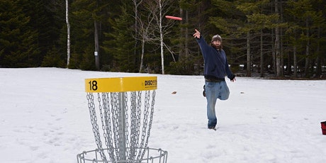 Family Disc Golf tickets