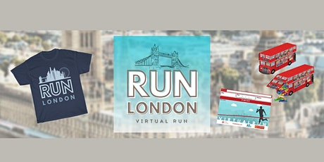 Run London Virtual Race tickets