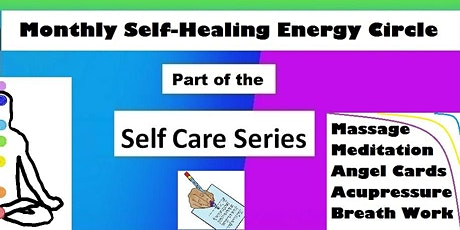 Monthly Self Healing Energy Circle - February 2021 tickets