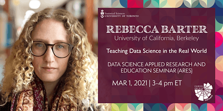 Data Science Applied Research and Education Seminar: Rebecca Barter tickets
