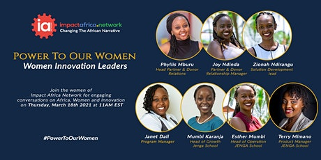 Power To Our Women in Leadership tickets