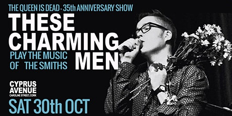 These Charming Men - a tribute to The Smiths tickets