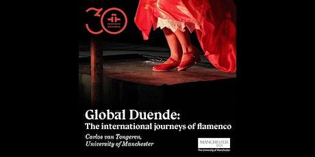 Global Duende: the international journeys of Flamenco. America tickets