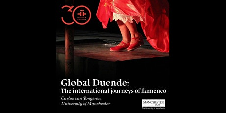Global Duende: the international journeys of Flamenco. Europa Tickets