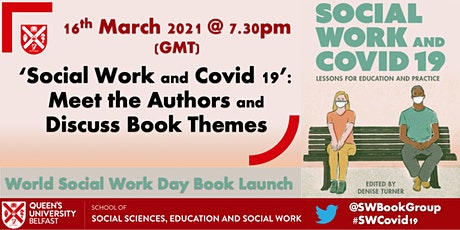 World Social Work Day Book Launch - 'Social Work & Covid19' - Meet/Discuss tickets