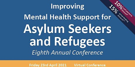 Mental Health Support for Asylum Seekers and Refugees tickets
