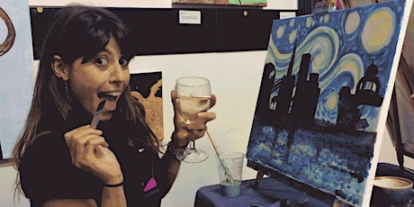 Easy Painting Class for Beginners tickets