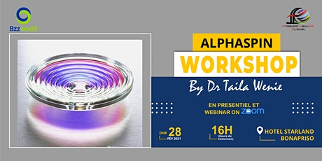 ALPHASPIN WORKSHOP BY DR TAILA billets