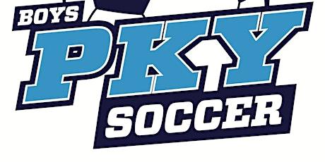 Boys Soccer Banquet tickets