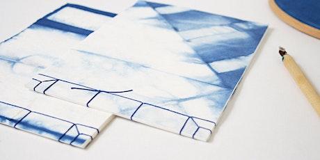 Japanese Bookbinding - Online Workshop tickets