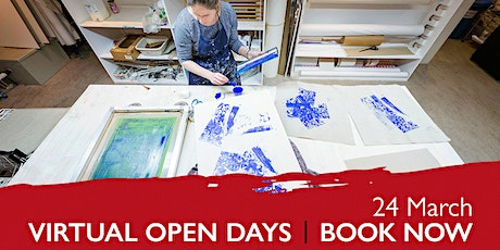 Virtual Open Day | West Dean College of Arts and Conservation tickets