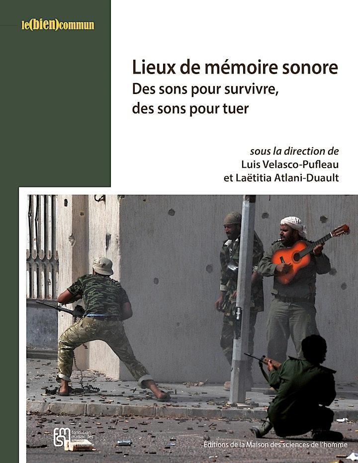Image pour Livres en dialogue   Lieux de mémoire sonore