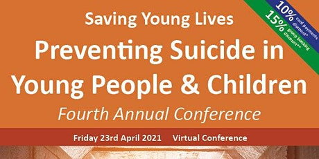 Preventing Suicide in Young People & Children tickets