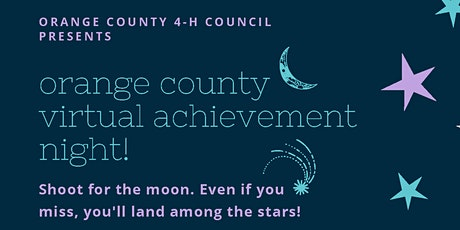 Orange County 4-H Achievement Night tickets