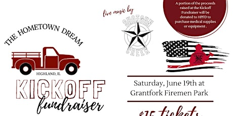 Kickoff Fundraiser for The Hometown Dream tickets