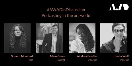 Podcasting in the Art World Tickets