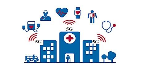 Hospital powered by 5G boletos