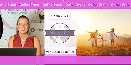 Young Living Day mit Antje Lüdemann Tickets