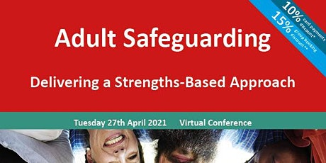 Adult Safeguarding during Covid-19 tickets