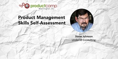 Product Management Skills Self-Assessment billets