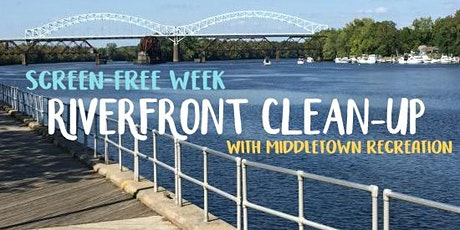 cinder + salt Riverfront Clean-Up with Middletown Recreation! tickets