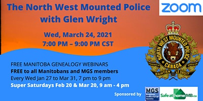 #17  – The North West Mounted Police