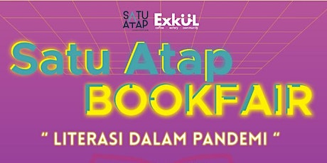 Satu Atap Book Fair tickets