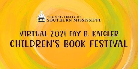 2021 Virtual Fay B. Kaigler Children's Book Festival tickets