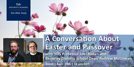 A Conversation About Easter and Passover Tickets