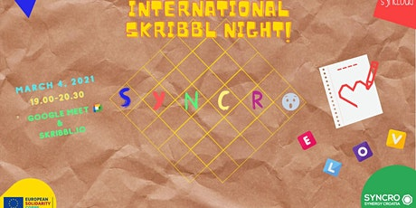 International Skribbl Night tickets
