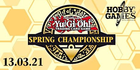Yu-Gi-Oh! Spring Championship at Hobby Games tickets