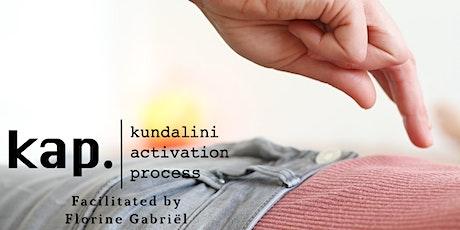 KAP- Kundalini Activation Process by Florine Gabriël tickets