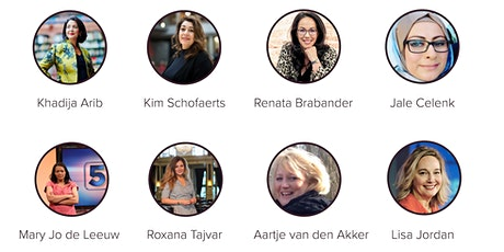 Internationale Vrouwendag: Invloed met Impact tickets