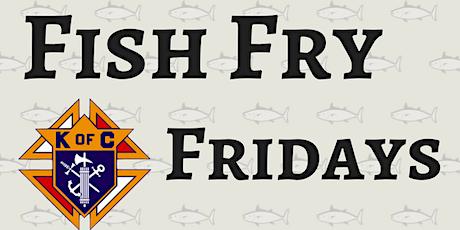 Knights of Columbus Friday Fish Fry! tickets