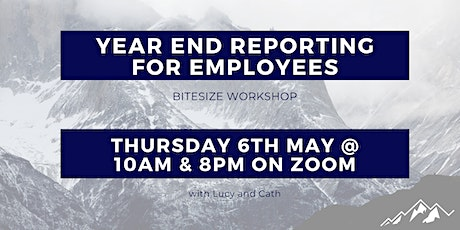 Year end reporting for employers tickets