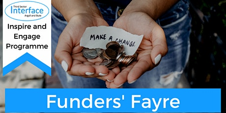 Funders Fayre tickets