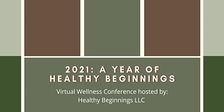2021 New Year's Resolution Conference- on demand tickets
