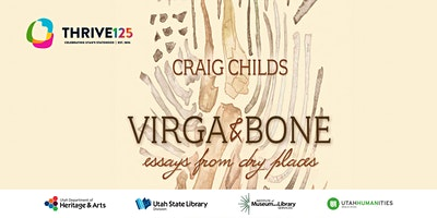 A Voice from the Desert: An Evening with Craig Childs