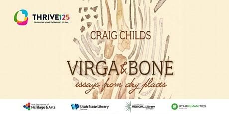 A Voice from the Desert: An Evening with Craig Childs tickets