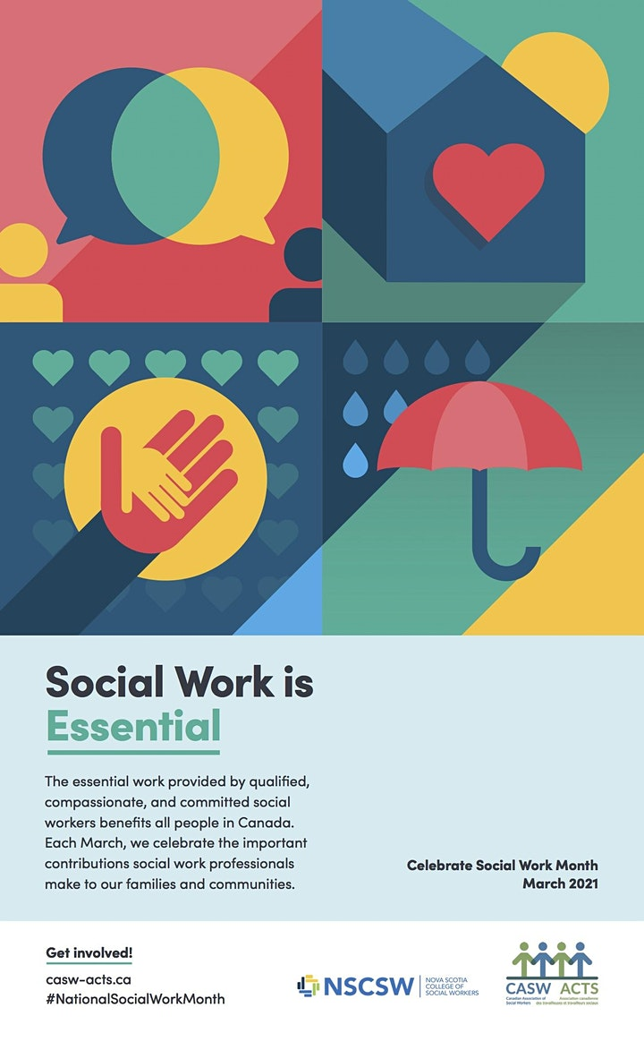 Social Work is Essential: Social Work Month conversation (Northern NS) image