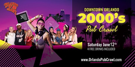 2000's Pub Crawl - Orlando tickets